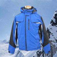 Wholesale mens Jackets Two Piece Set Waterproof Windproof Ski Suits saradh