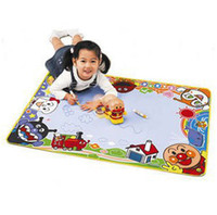Wholesale New PILOT Anpanman magical canvas draw blanket the large Shuimo blanket write blanket pen