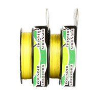 4kg-36kg 100lb braided fishing line - m best4x LB LB yellow braid fishing line dyneema
