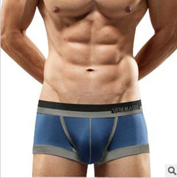 Wholesale Hot Men s Underwear modal grade underwear Fashion Sports Lycra Stretch Underwear Boxer Briefs60Piece