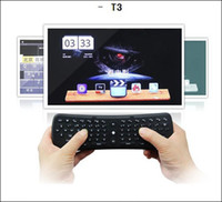 Wholesale NEWDHL G Wireless Mouse Mini D Gyroscope Anti shake Air Mouse Keyboard For Andriod TV PC
