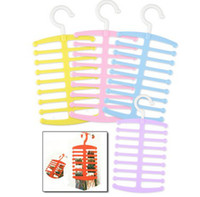 Wholesale Nonslip Belt Necktie Socks Tie Hanger Rack Organizer Closet Shawl Scarf Holder