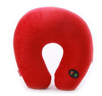 Wholesale Nap pillow U shape massage pillow Multiuse adjustable pillow Soft cushion