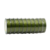 Wholesale m grass green PE braided fishing line dyneema LB10LB15LB20LB30LB40LB50LB60LB80LB