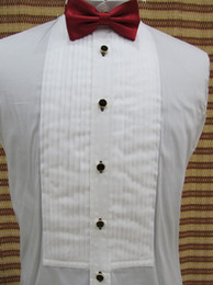 Wholesale CUSTOM MADE TO MEASURE TUXEDO SHIRTS TAILORED WHITE DRESS SHIRTS FOR MEN BESPOKE WHITE GROOMS MEN SHIRTS CUSTOMIZED WHITE SHIRTS FOR WEDDING