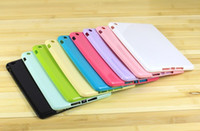 Wholesale TPU Cover for iPad Mini Sweet Candy Soft Back Case Glossy Pattern Protective Cover ipad minin case by dhl