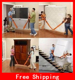 Wholesale Portable Furniture Moving Belts Furniture Moving Ropes Conveyor Belt Forearmforklift Conveyor Belt