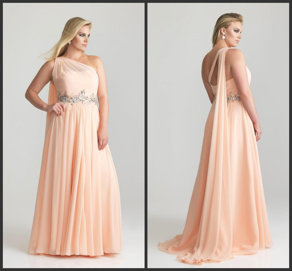 Modest Prom Dresses Plus Size – fashion dresses