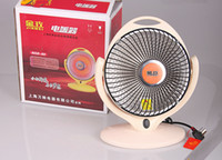Wholesale 2012 w solar heater Power saving low power mini desktop Adjustable SUN SHINY HEATER Fan Heater