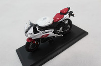 Wholesale Yamaha Motorcycle Models Yamaha YZF R6 motorbike models Vehicle toy toys and gifts Red White