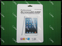 Wholesale New Arrival Clear Screen Guard Film Protector Cover for ipad mini Retina with retail package