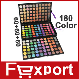 Wholesale 180 Color Eyeshadow Eye Shadow Makeup Make Up Palette Kit Fexport B