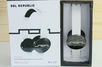 banana republic - Hot SOL Republic Tracks Headphone V8 On Ear Remote With Mic Interchangeable