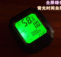 Wholesale CYCLE COMPUTER SPEEDOMETER BIKE BICYCLE METER Cycle Computer Bike Speedometer