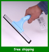 Wholesale Popular Auto glasses wipers window Glass brush Cleaning Tool Bathroom wall rub gifts