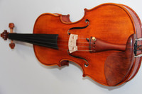 Wholesale Handmade High Grade V Violin High flame Maple Selected Reddish