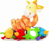 Cheap New hot sale Baby animal pendant toys -Crib hanging around the bed the deer bed around toys