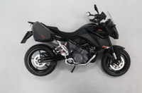 Wholesale KTM Motorcycle Model motorbike electric motor car Vehicle Toys Models Diecast Cars Black