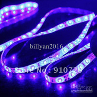 Wholesale 3528 LED Strip Waterproof M M Roll LED DD01 W DC V W Red Yellow Blue Green Strip Light