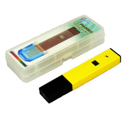 Wholesale New LCD Digital PH Meter Tester Aquarium Pool Water Hydroponic School laboratory