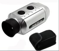 golf driving range - Piece Golf Digital Range Finder with X Magnification Distance Drive Measurer