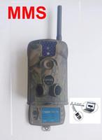 Wholesale Little Acorn Mms Camera - Ltl Acorn 6210MM 940nm 12MP HD Video 1080P MMS GPRS GSM hunting Trail scouting wild Camera External Antenna 6210MG