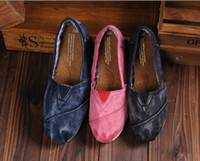 Wholesale 2013 new women s Classic Washing cloth canvas shoes casual Sequins flashing Flat shoes shoe
