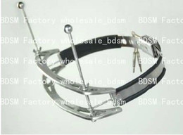 BDSM FATORY Stainless Steel Circular Nipple Clamps tower of Pain  bondage