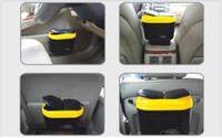 Wholesale Car Auto Mini Trash Rubbish Can Car Garbage Dust Box Holder Bin