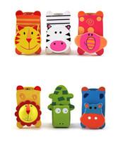 Wholesale New Mini Portable Stapler for School Office Home cartoon Mini Stapler