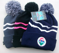 Wholesale Xmas Gift knitted Beanies fashion hats winter beanie caps cap hat PINK dolphin snapbacks mix order