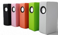 Wholesale CUBE Boose Amplifying Speaker Wireless Near Field Audio Intreaction For Android Smart Phone S G