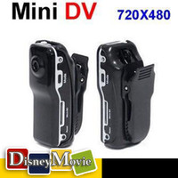 Wholesale Free sipping hidden Camera Camcorder MD80 Hot Selling Mini DV Camera amp Mini DV