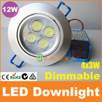 Wholesale New Year Super Sale W dimmable led downlight x3W recessed ceiling light CE RoHS SAA C Tick Australia