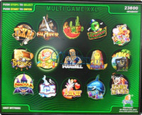 Wholesale Newest casino red board XXL green in PCB slot game board multi Game gambling board for LCD slot