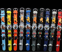 Wholesale Star Wars Cartooon Silicone Jelly Quartz G Unisex Kids Watches Children D Candy Halloween Xmas Gift