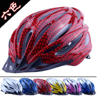 Wholesale Red Giant advanced Mountain bike helmet Riding helmets Men cycling Helmet Stylish bicycle Helmets