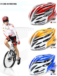 Wholesale Red white Gaint cycling Helmet Men bicycle helmets helmet Safety Stylish bike Helmets high quality