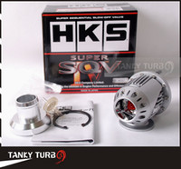 Wholesale Tansky HKS UNIVERSAL BLOW OFF VALVE BOV SQV IV SSQV IV Latest MODEL Original color box Silver