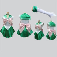 Wholesale Costume Sailor Moon cosplay Costume Colors available