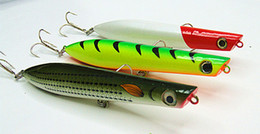 15cm 72g 20cm 98g Aggravate Fishing Lure Hard Plastic Baits Depth Diving Suspension Type Baits Two Size