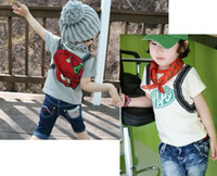 90-100-110-120-130 t-shirt bags - Children summer girls cute printed cotton bags t shirt dandys