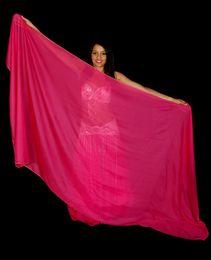 Wholesale Handmade Belly Dance Chiffon Veil Wrap Tribal Costume