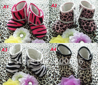 Wholesale Hot sale vintage baby boots