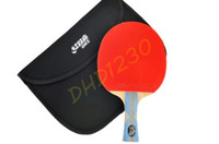 Wholesale DHS Table Tennis Rubber Ping Pong Racket Star