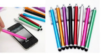 Wholesale Capacitive Screen Stylus touch Pen for iphone S GS N7000 ipad P1000 ipod On Sale