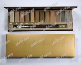 Wholesale HOT Makeup Eye Shadow color eyeshadow plate set Refillable Compacts
