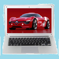 Wholesale HOT Inch Thin Aluminum laptop GB GB GB MAX GB SSD Intel D525 Camera Windows