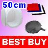 Wholesale 20 quot cm Light Photo Cube Soft Box Color Backdrops