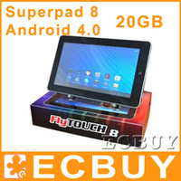 Wholesale 10 quot Android GB GB GB GB GB Tablet PC Flytouch Google Market
